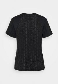 adidas Performance - TEE H.RDY - Camiseta estampada - black - 5