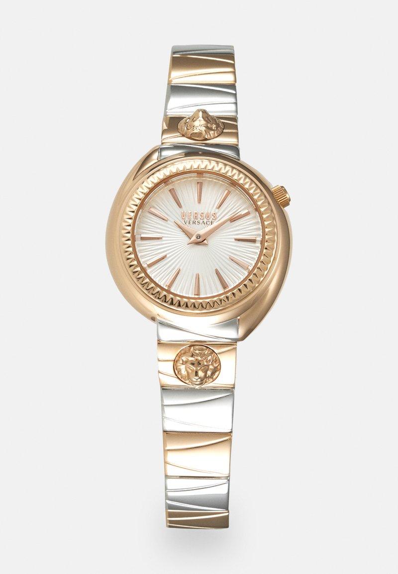 Versus Versace - TORTONA - Hodinky - rosegold-coloured/silver
