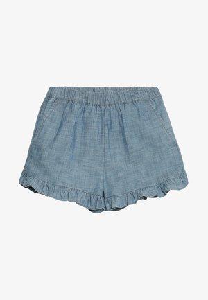 ELSA  - Shorts - indigo chambray
