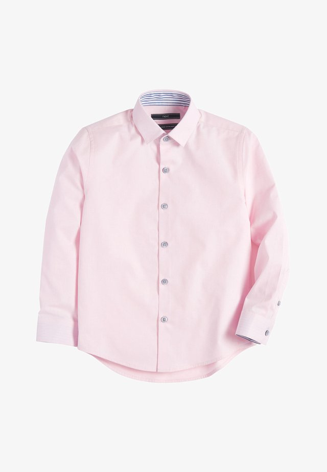LONG SLEEVE SMART SHIRT (3-16YRS) - Camicia - pink