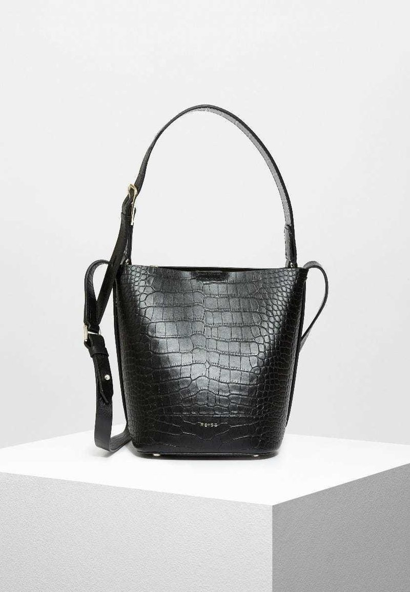 Reiss - Tote bag - black