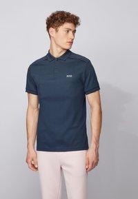 BOSS - PAULE TR - Polo shirt - dark blue - 0