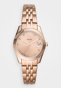 Fossil - SCARLETTE MINI - Watch - rose gold-coloured - 0