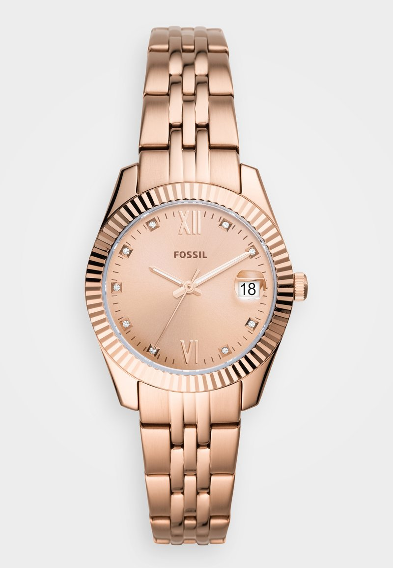 Fossil - SCARLETTE MINI - Watch - rose gold-coloured