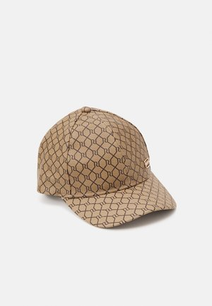 MONOGRAM CAP - Cap - brown