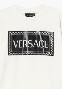 Versace - FELPA - Mikina - bianco/nero - 3