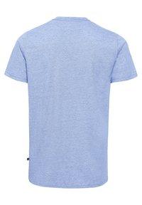 Matinique - JERMANE - Print T-shirt - sharp blue - 8