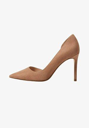 ASYMMETRISCHE  - High heels - zartrosa