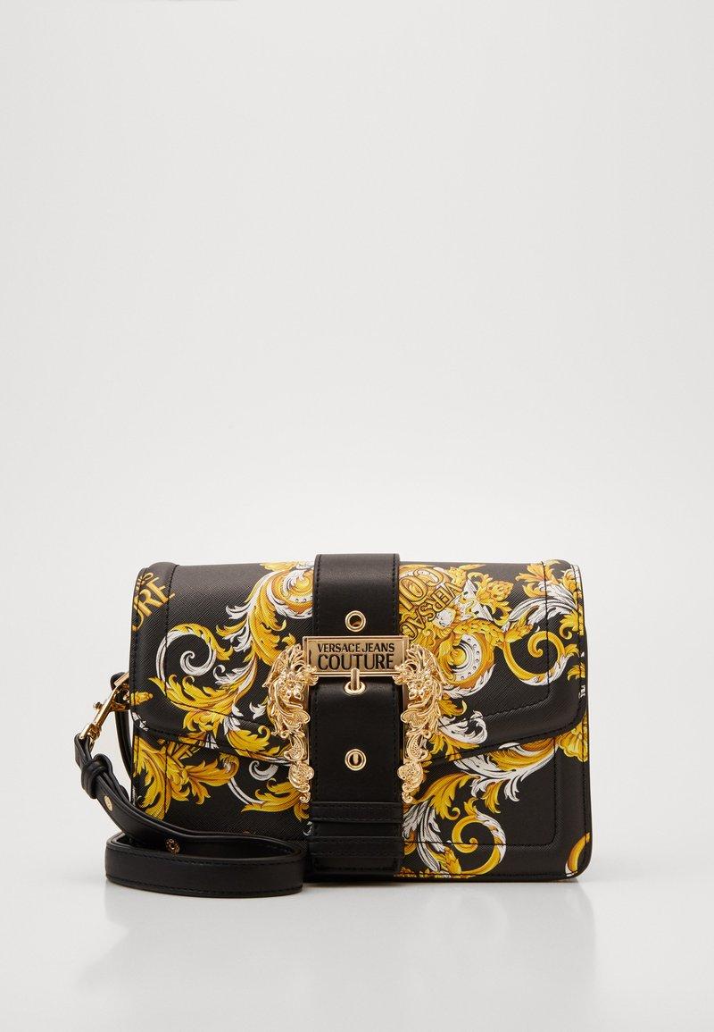 Versace Jeans Couture - SHOULDER BAG - Borsa a mano - black