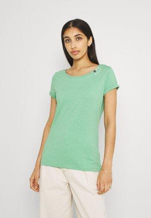 FLORAH  - Print T-shirt - green
