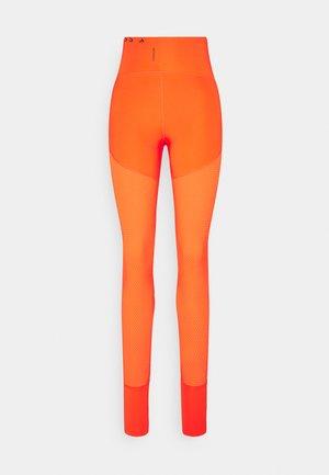 Leggings - active orange