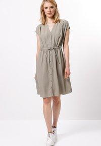 zero - Shirt dress - sage - 3