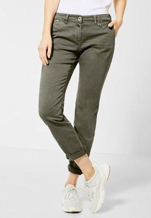 Cargo trousers - grün