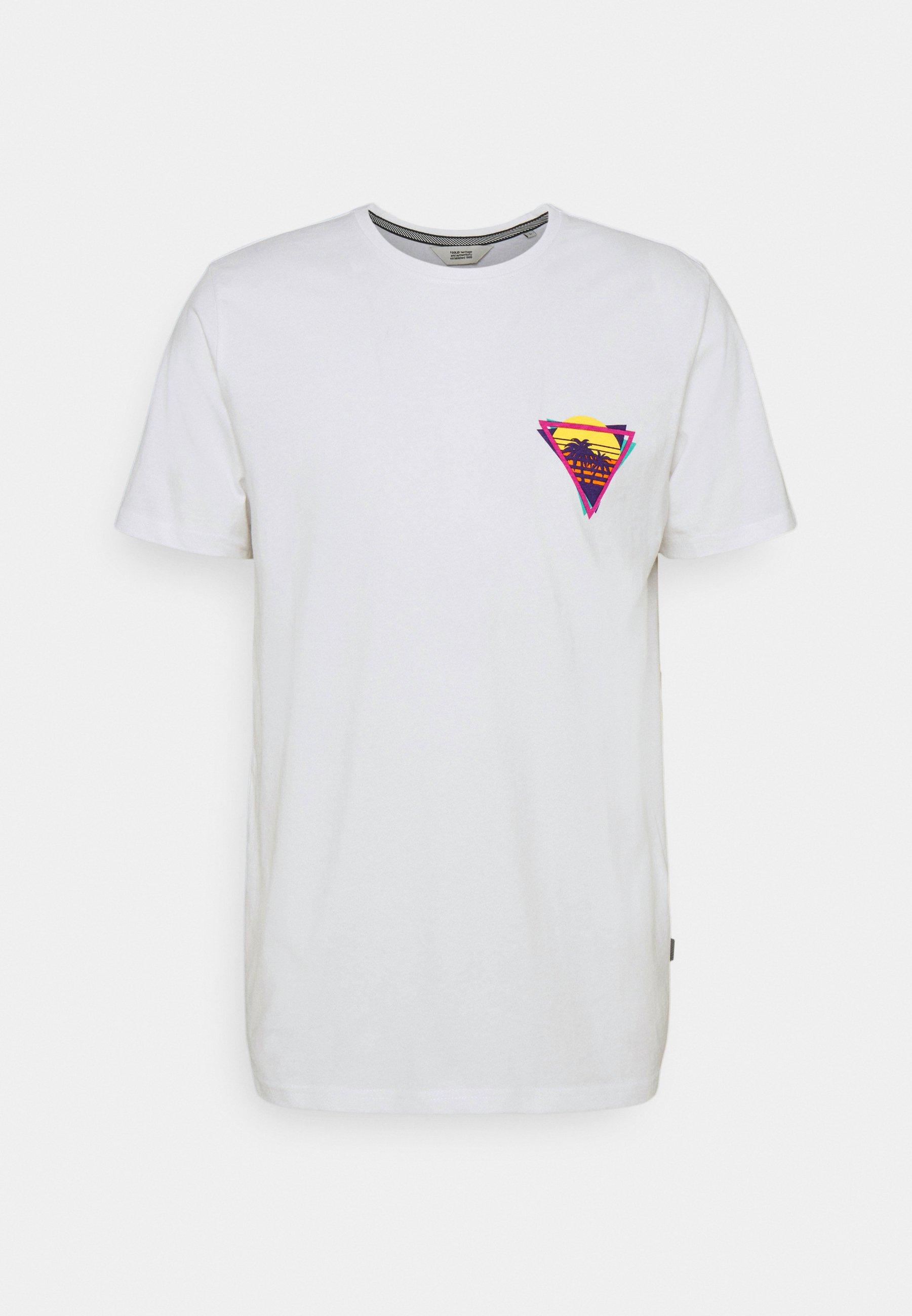 Homme RIAN - T-shirt imprimé