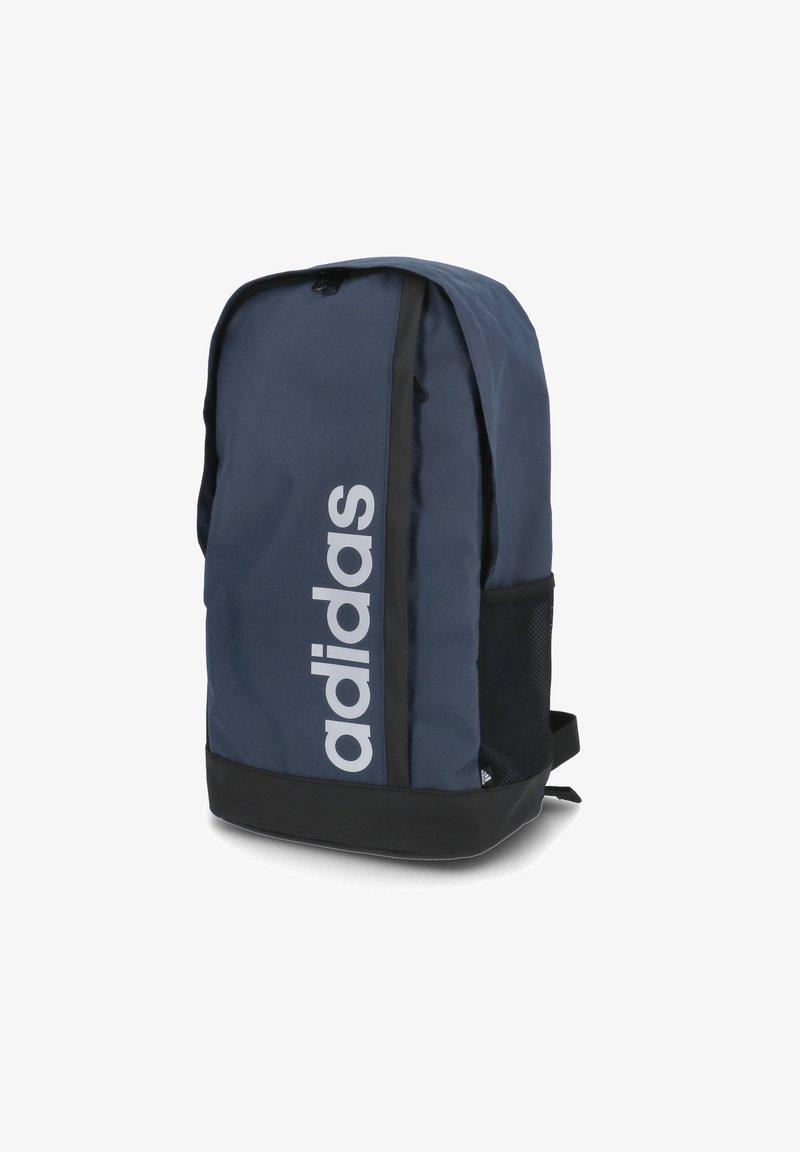 adidas Originals - LINEAR BP - Rucksack - blau