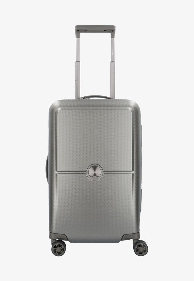 TURENNE - Wheeled suitcase - silver colored