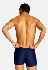 Arena - BADE THREEFOLD - Swimming trunks - blau - 1