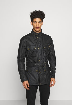 TRIALMASTER JACKET - Lehká bunda - black