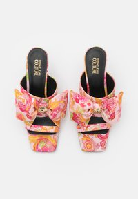Versace Jeans Couture - Heeled mules - rose - 4