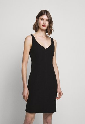 CADY ELIZABETH DRESS - Shift dress - black