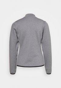 Calvin Klein Golf - MEREZ JACKET - Fleecová bunda - grey marl - 1