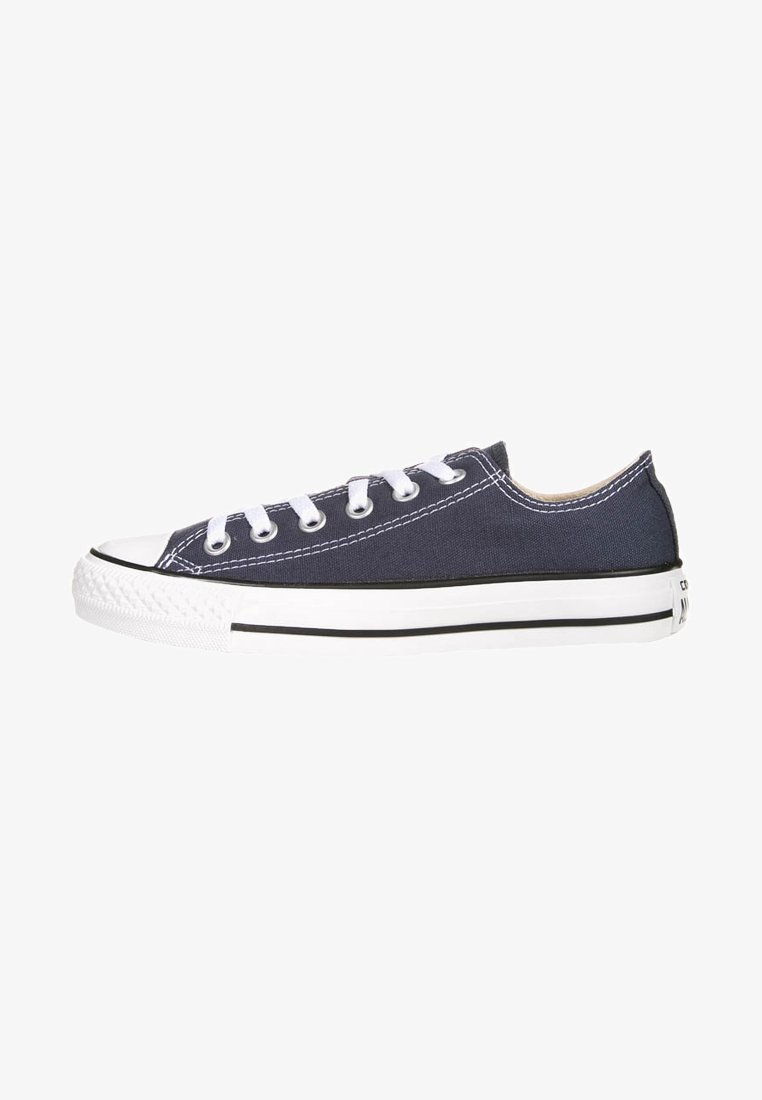Converse - CHUCK TAYLOR ALL STAR OX - Sneakersy niskie - navy