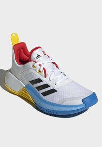 adidas Performance - LEGO®  - Stabilty running shoes - white - 1