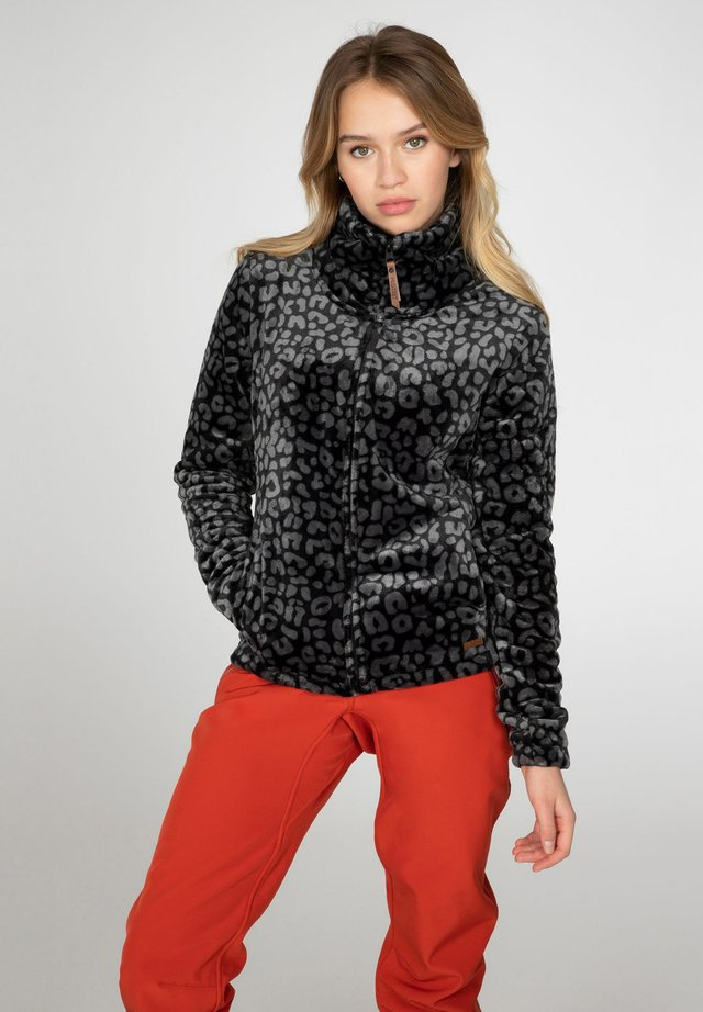 PACO 20 - Fleece jumper - true black