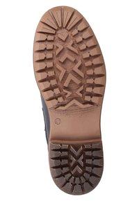 Fretz Men - Lace-up ankle boots - black - 4