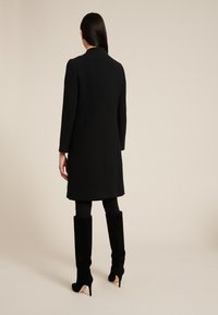 Luisa Spagnoli - STELLATO - Classic coat - nero - 1