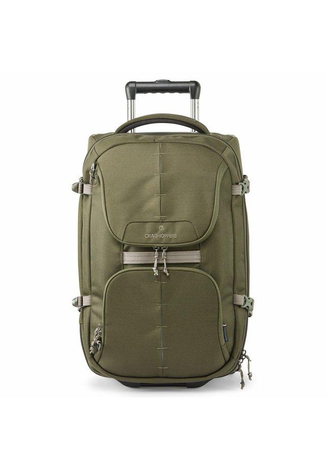"""REISEGEPÄCK 40L 22"""" - Wheeled suitcase - woodlandgrn"""
