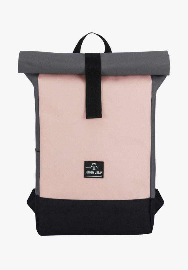 RYAN - Rucksack - grau-rosa