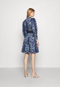 Diane von Furstenberg - DIANA DRESS - Shirt dress - blue - 2