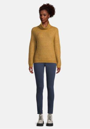 Fleece jumper - bronze