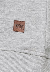 INDICODE JEANS - WILKINS - Sweatshirt - light grey mix - 5