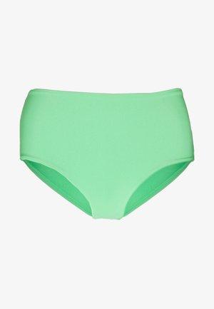 PEARL SWIM BOTTOM - Bikiniunderdel - neon green