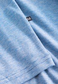 Matinique - JERMANE - Print T-shirt - sharp blue - 6