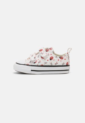 CHUCK TAYLOR ALL STAR UNISEX - Sneakers laag - white/red/black