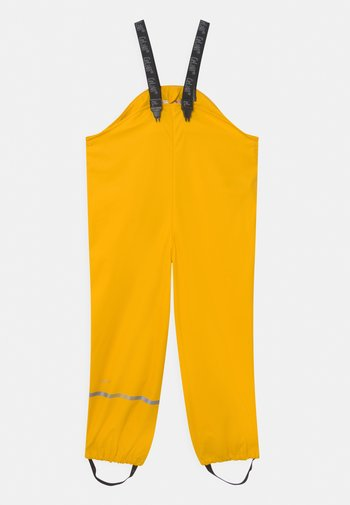 OVERALL SOLID UNISEX