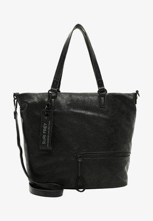 CHELSY - Tote bag - black