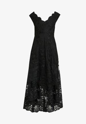 INDIA - Společenské šaty - black