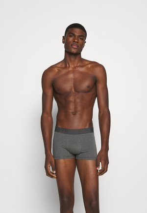 MEN PREMIUM TRUNK 3 PACK - Pants - grey melange