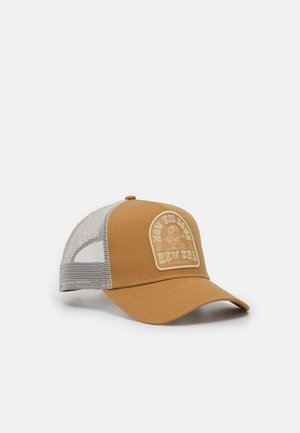 SPORTS PATCH TRUCKER UNISEX - Keps - white