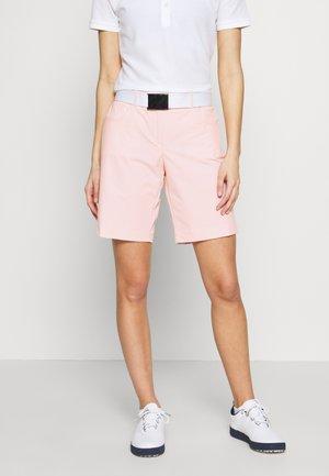 CROSBY SHORT - Pantalón corto de deporte - barley pink