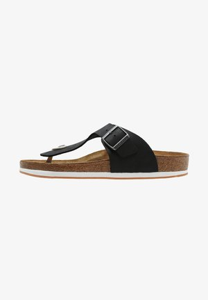 RAMSES - T-bar sandals - schwarz