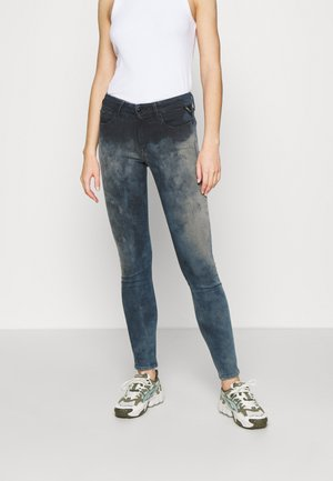 NEW LUZ - Jeans Skinny Fit - blue black