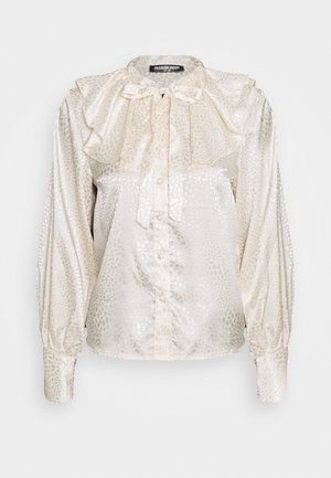 LOSI - Button-down blouse - cream