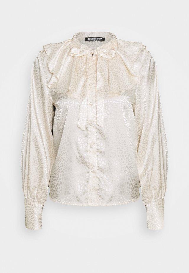 LOSI - Camicia - cream