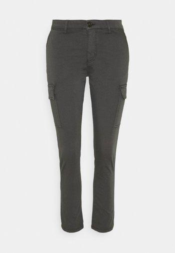 GRETA  - Pantalon classique - anthracite