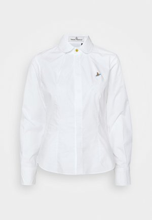 TOULOUSE - Button-down blouse - white